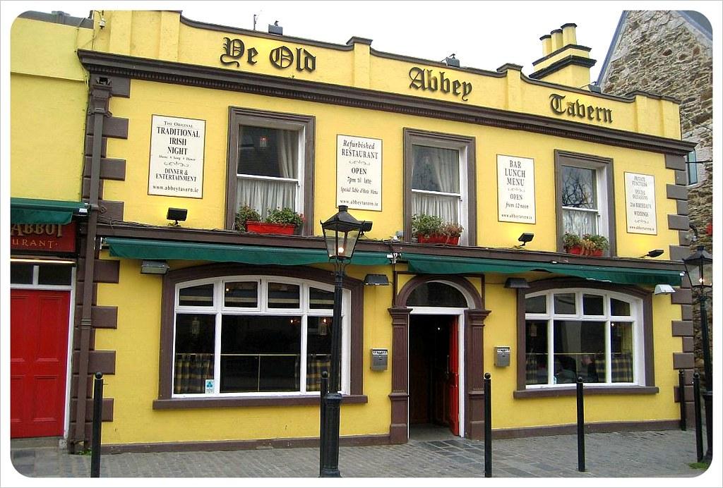 dublin pub howth