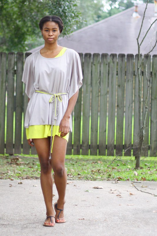 tunic layering casual weekend
