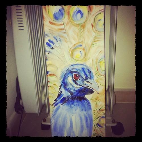 Acryl Art by Sparrow Little