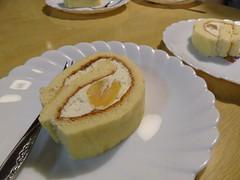 Maron Role Cake
