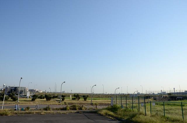 羽田空港付近