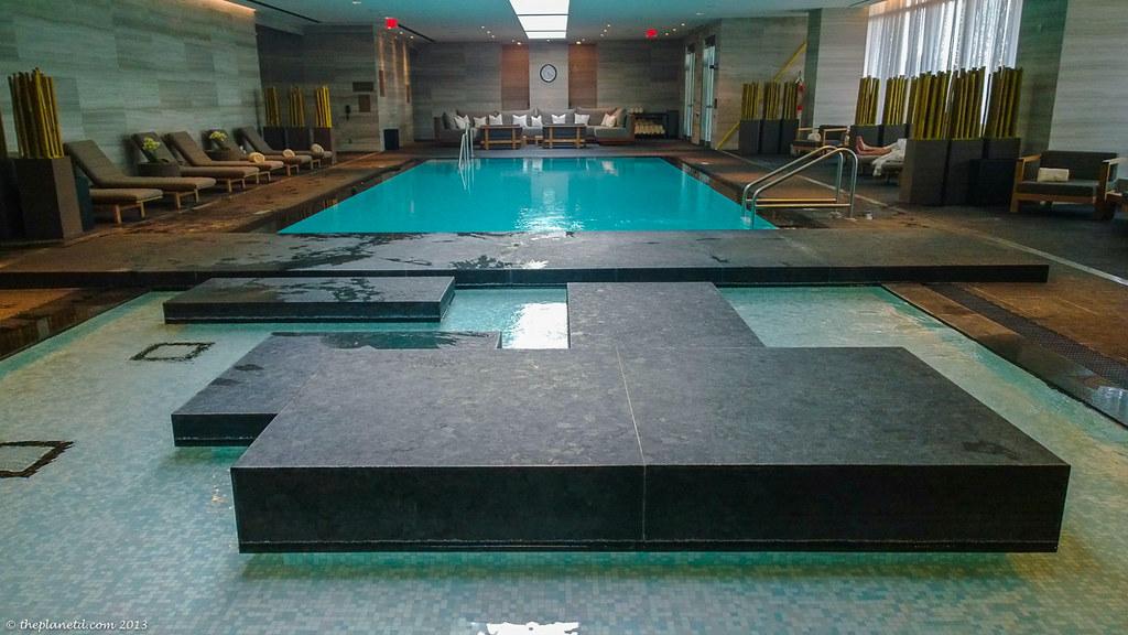 four seasons hotel toronto pool