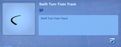 Swift Turn Train Track