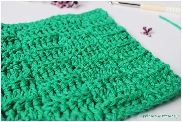 textures _ crochet