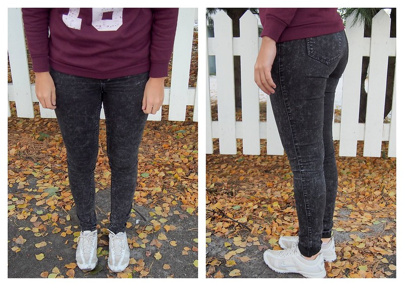 PIECES JUST JUTE LEGGINGS