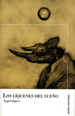 Ángel Olgoso, Los líquenes del sueño