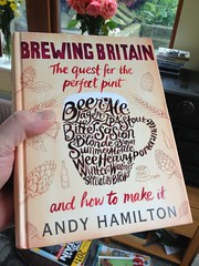Pop, I got a book :-) #BrewingBritain