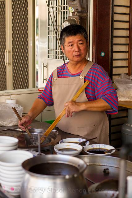 Beef Noodle Shop, Tainan, Taiwan