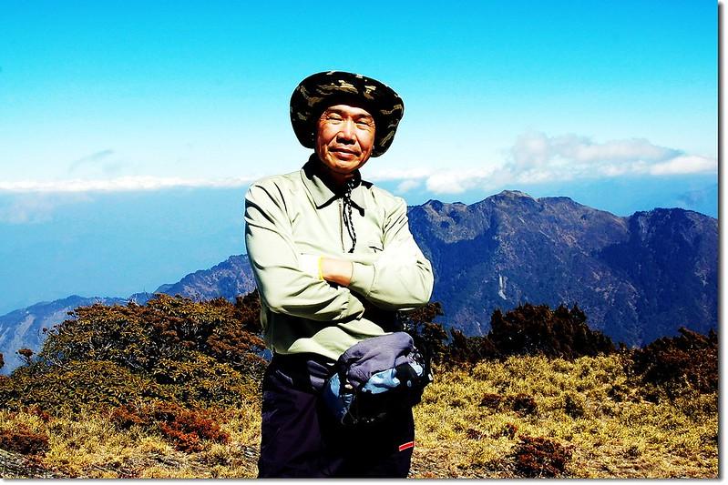 卓社大山山頂 2