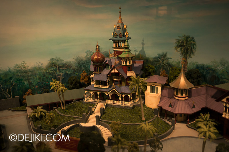 Mystic Manor - Scale Model