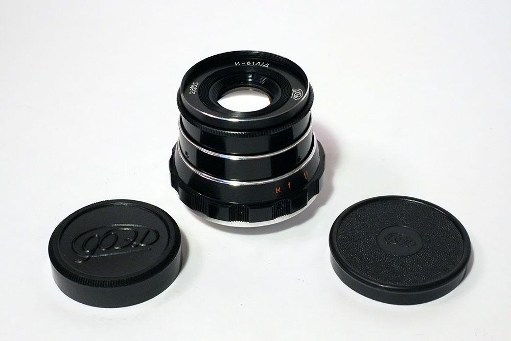 Индустар-61 Л/Д 55/2,8