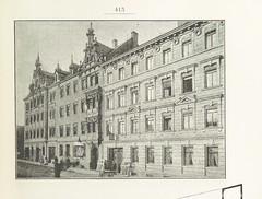 """British Library digitised image from page 471 of """"Leipzig und seine Bauten. Herausgegeben von der Vereinigung ... Mit 372 Ansichten, etc"""""""