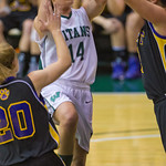 13-135 -- Women's basketball vs University of Wisconsin-Stevens Point