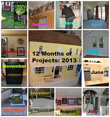 12 Months of Projects: 2013