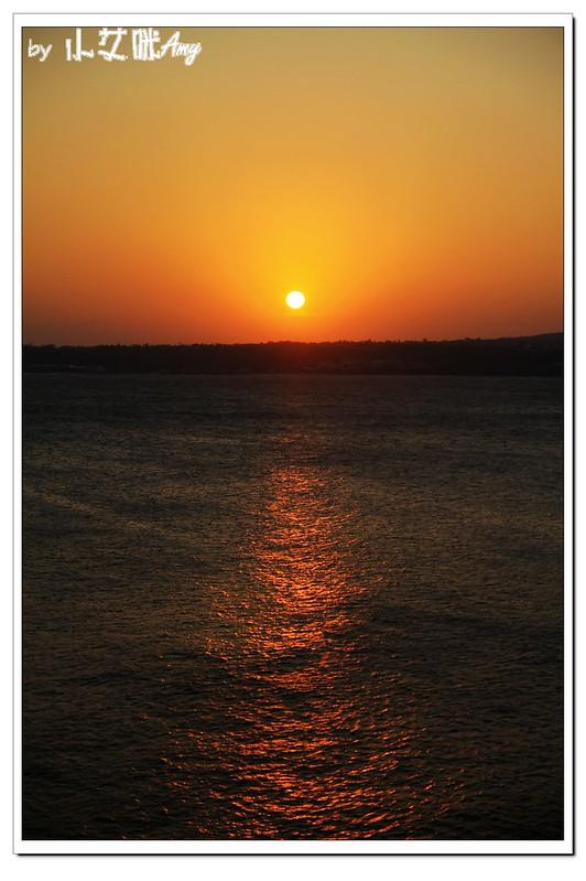 墾丁夕陽墾丁夕照2014年第一個夕陽IMG_8300
