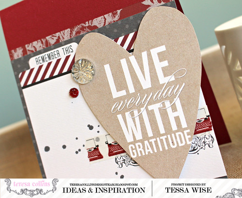 Live With Gratitude Card 2