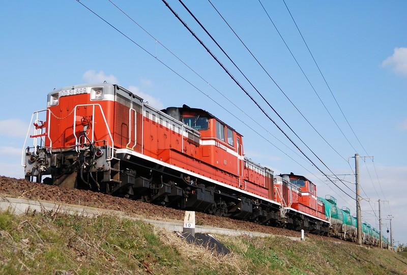 DD51-899+DD51-847