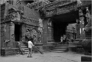 sweep of time, ellora