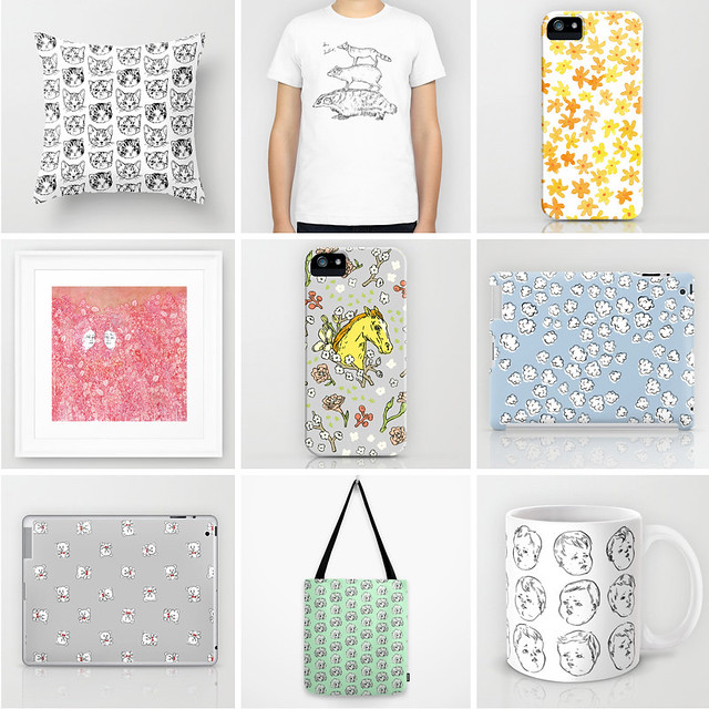 free shipping at society6