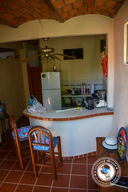 A Preview of Life in San Pancho, Mexico - Our Kitchen