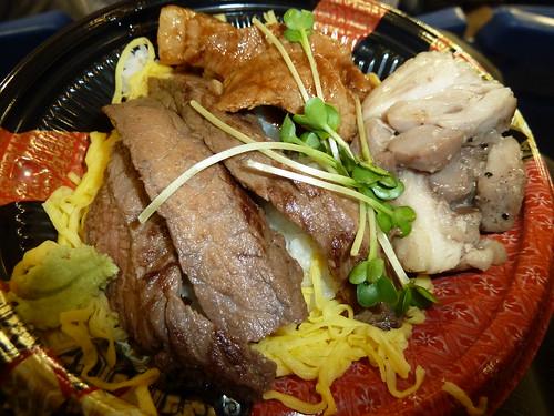 近江三大肉ステーキ丼@ふるさと祭り 東京