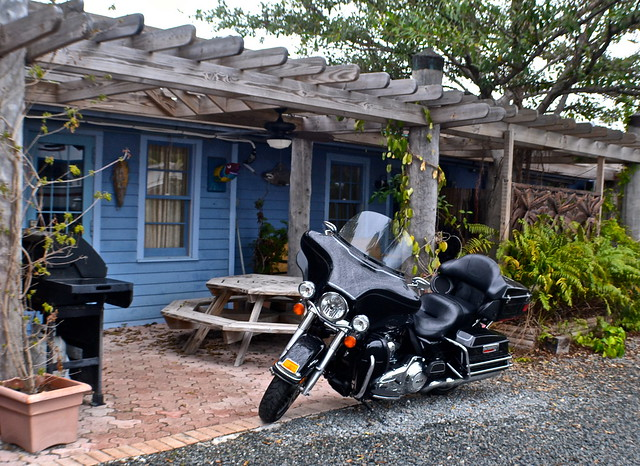 Stock Island, Key West, Florida -  house rental - harley davidson