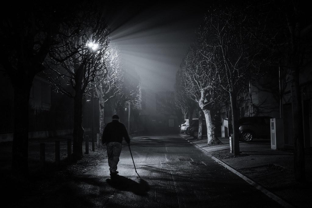 Le Vieil homme dans le brouillard part 2