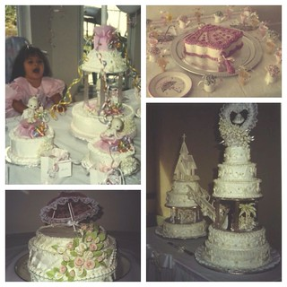 Some of my old cakes.