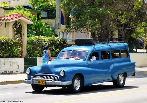 Buick - Varadero, Cuba
