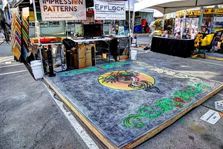 Impression Patterns and Efflock at World Of Concrete 2014