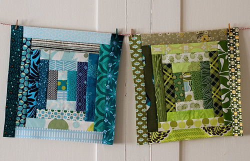 January bee blocks