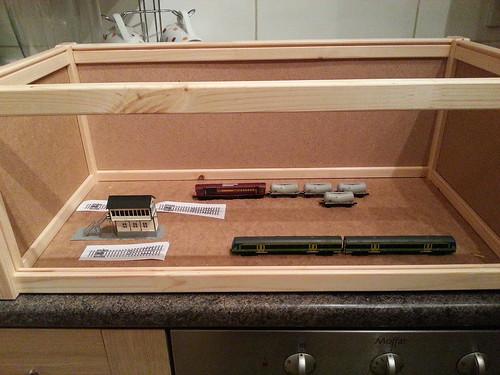 Ikea APA Box N Gauge Model Railway Apa Road By Steve Purves On Flickr