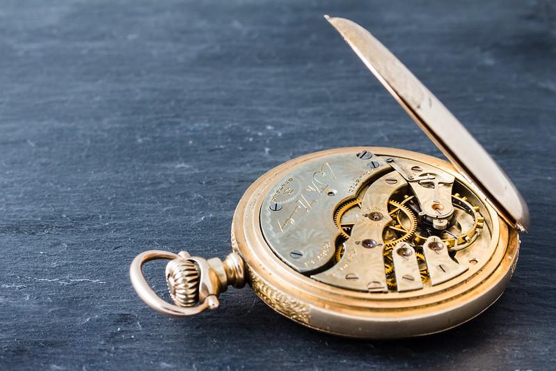 Dueber-Hampden Wm  McKinley pocketwatch