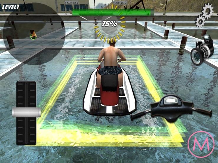 Crazy Jet Ski King 3D HD