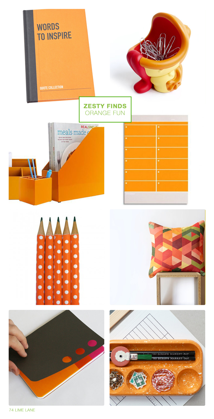 zesty finds // range after some workspace fun