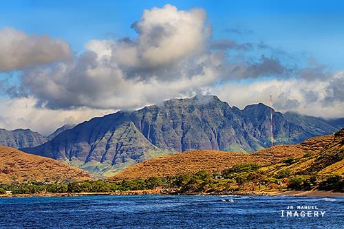 mountain hawaii oahu scenic waianae leeward mountkaala topazlabsclean waianaekaiforestreserve
