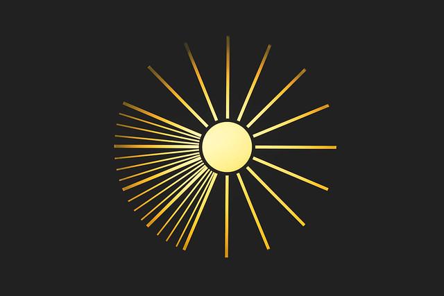 Солнце минимализма