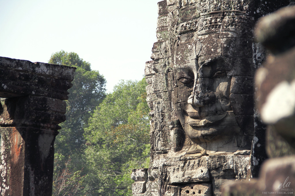 12791410854 44907791f9 b - Cambodia 2013: Affirming my appreciation for ruins in the Temples of Bayon and Ta Prohm