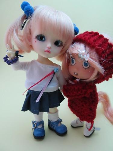 Rikku & Rikka