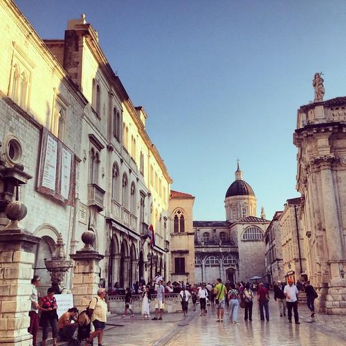 Sponza Palace, Dubrovnik
