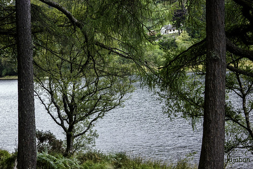 Glendalough lake number one.... by lujaban
