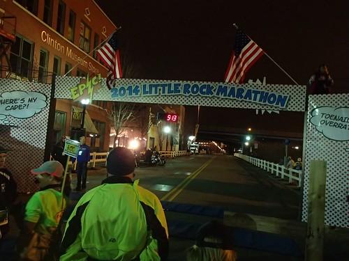 Race Recap: The Little Rock Marathon – one EPIC race