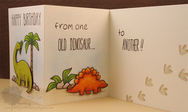 Old Dinosaur (inside)