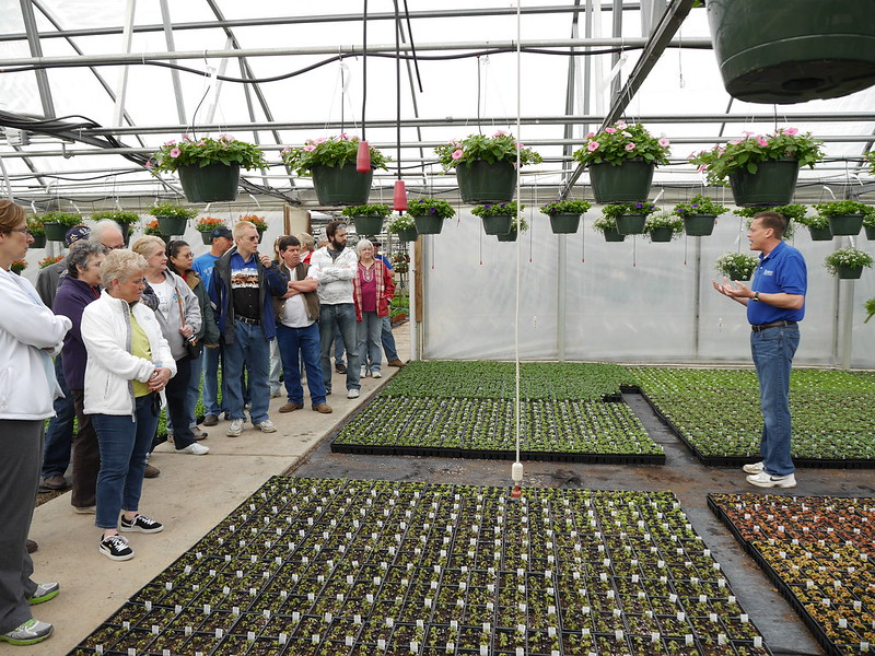 Delaware Avenue Growing Facility Tour