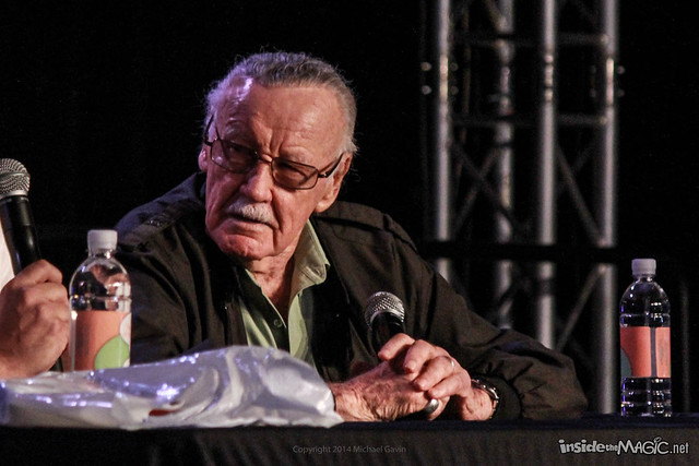Stan Lee at MegaCon 2014