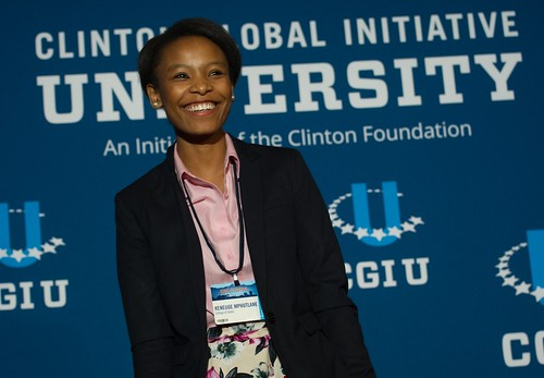 Photo Credit: Barbara Kinney / Clinton Global Initiative..There is no shortage of proven solutions to many of the world's most seemingly intractable problems. Yet rather than scaling up existing programs with established track records, many funders and fo