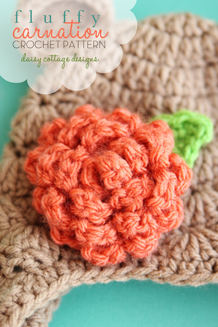 This easy crochet flower pattern is perfect if you want to learn how to crochet a flower. This free crochet pattern from Daisy Cottage Designs is quick and fun.