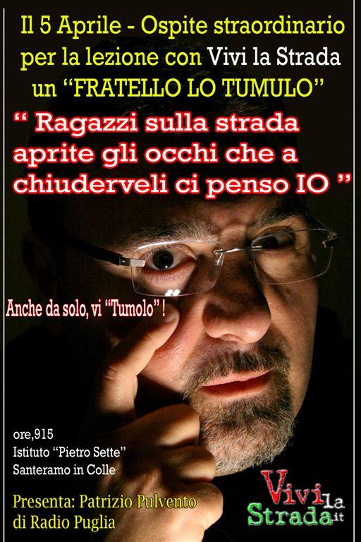 Daniele Sportelli Fratello LO TUMOLO 1