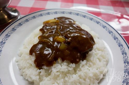 Hayashi Rice at Rengatei