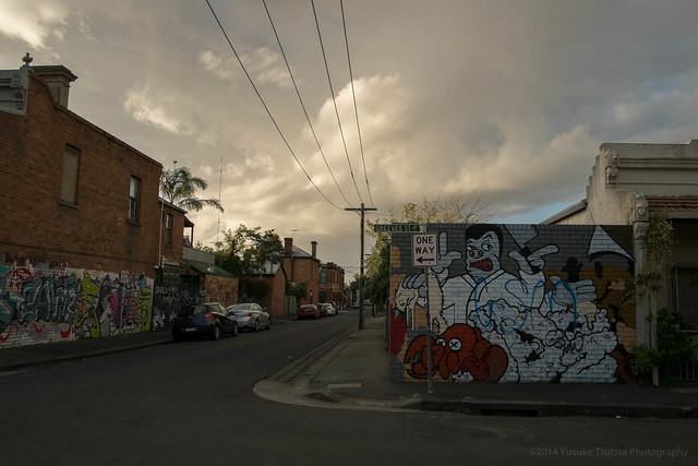 Sunday walk: Carlton - Fitzroy